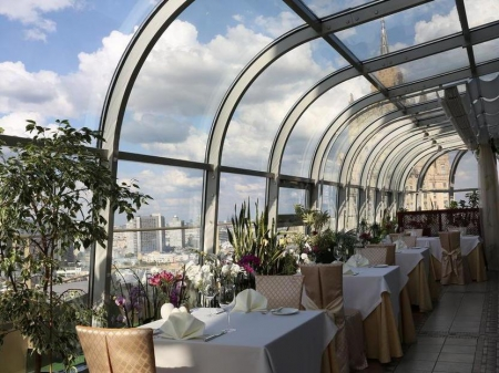 Moskau restaurants - Msk wintergarten ...