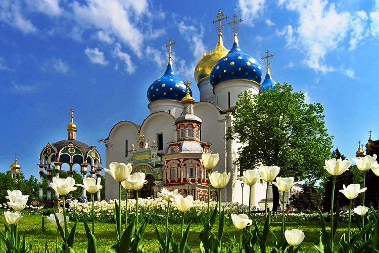 Паломнические туры в россию